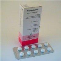 Купить Тардиферон таблетки 80мг №30, Франция
