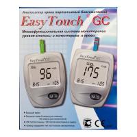 Анализатор крови EASY TOUCH глюкоза,холестерин
