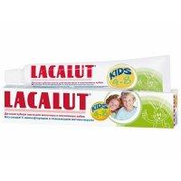 Лакалют зубная паста туба 50мл Кидс для детей от 4 до 8лет