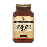Солгар (комплекс глюкозамина и хондроитина №60)