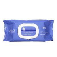 Урьяж Первая вода очищающие сверхмягкие салфетки для детей и новорожденных №70
